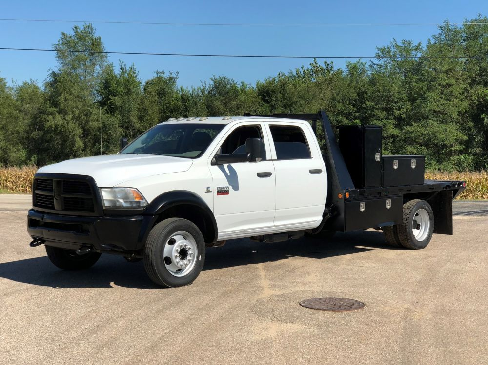 Dually Flatbed For Sale >> Flatbed Dump And Chassis Trucks For Sale